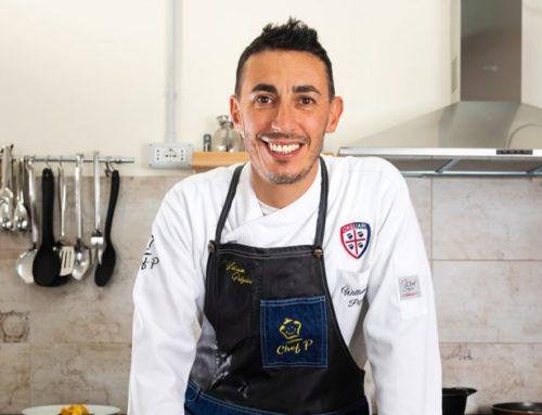 William Pitzalis, il cuoco del Cagliari calcio